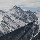 Rocky Mountains #1 by Tim Yuan