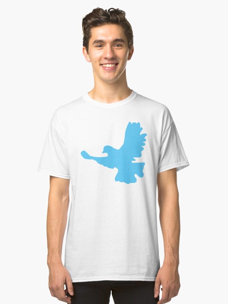Peace Dove Classic T-Shirt Front