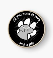 All you need is love and a LAB - Black Clock