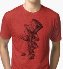 Mad Hatter - Alice in Wonderland Tri-blend T-Shirt