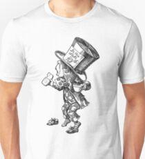 Mad Hatter - Alice in Wonderland Unisex T-Shirt
