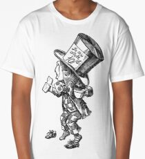 Mad Hatter - Alice in Wonderland Long T-Shirt