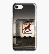 Dingo Flour Mill - Fremantle Western Australia  iPhone Case/Skin