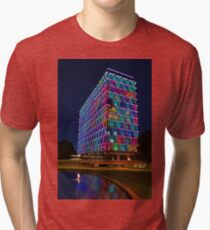 Perth Council House  Tri-blend T-Shirt