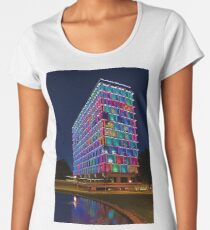 Perth Council House  Women's Premium T-Shirt