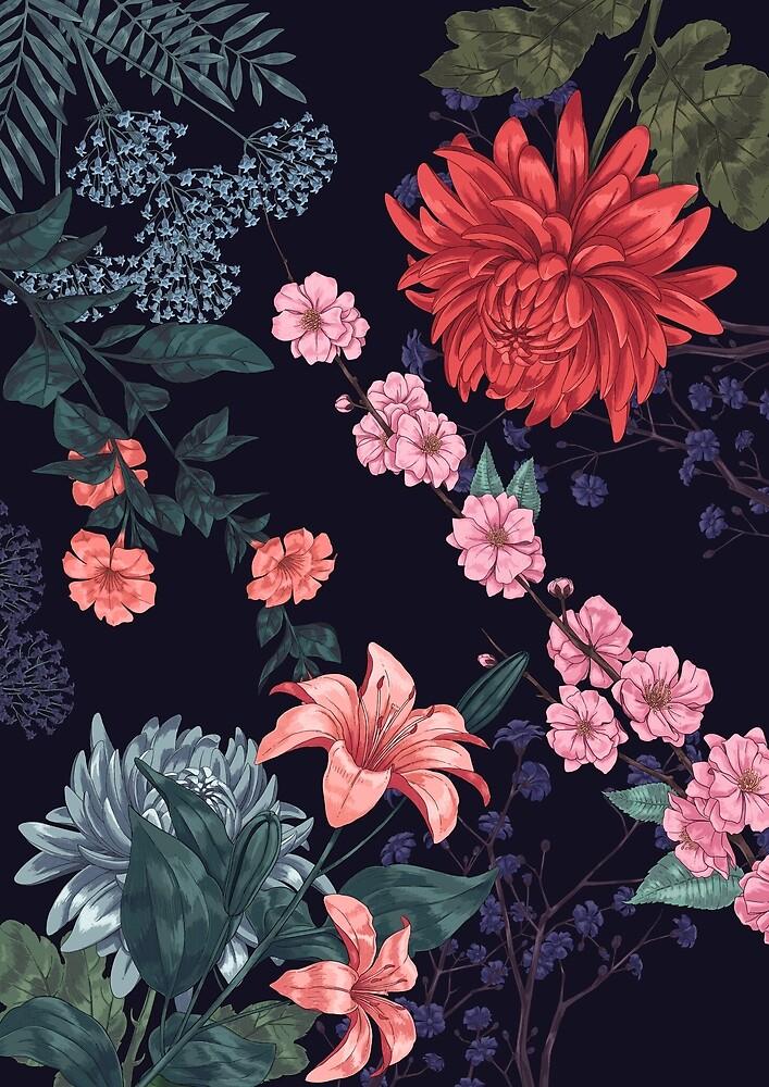 Blumen II by PatouBerlin