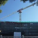 *Construction of the 5-story Addition at Werribee Mercy Hospital by EdsMum