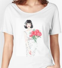 French charm Women's Relaxed Fit T-Shirt