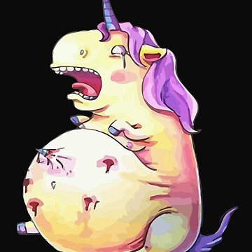 Pregnant Unicorn by t058840758