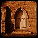 Cathedral Door by Ross Jardine