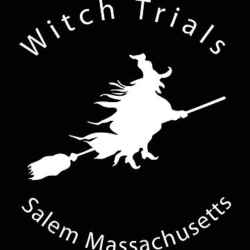 HALLOWEEN SALEM WITCH TRIALS by t058840758