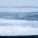 Reynisfjara  Seas by George Wheelhouse