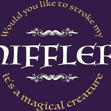 Stroke my Niffler by MediaBee