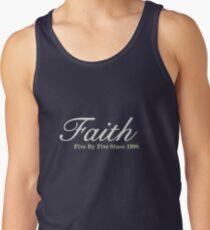 Faith Since - Light Tank Top