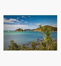 Bay of Islands, New Zealand Photographic Print
