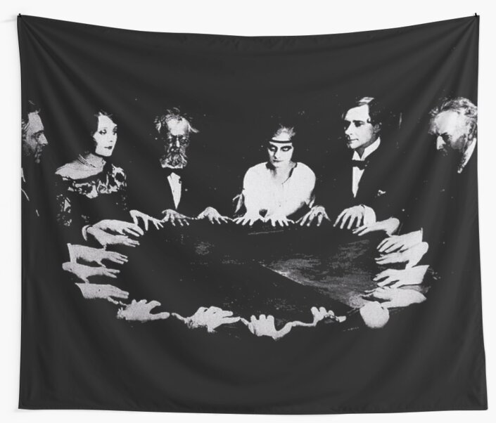 The Ouija - Spiritism (1920) HD design by mindthecherry
