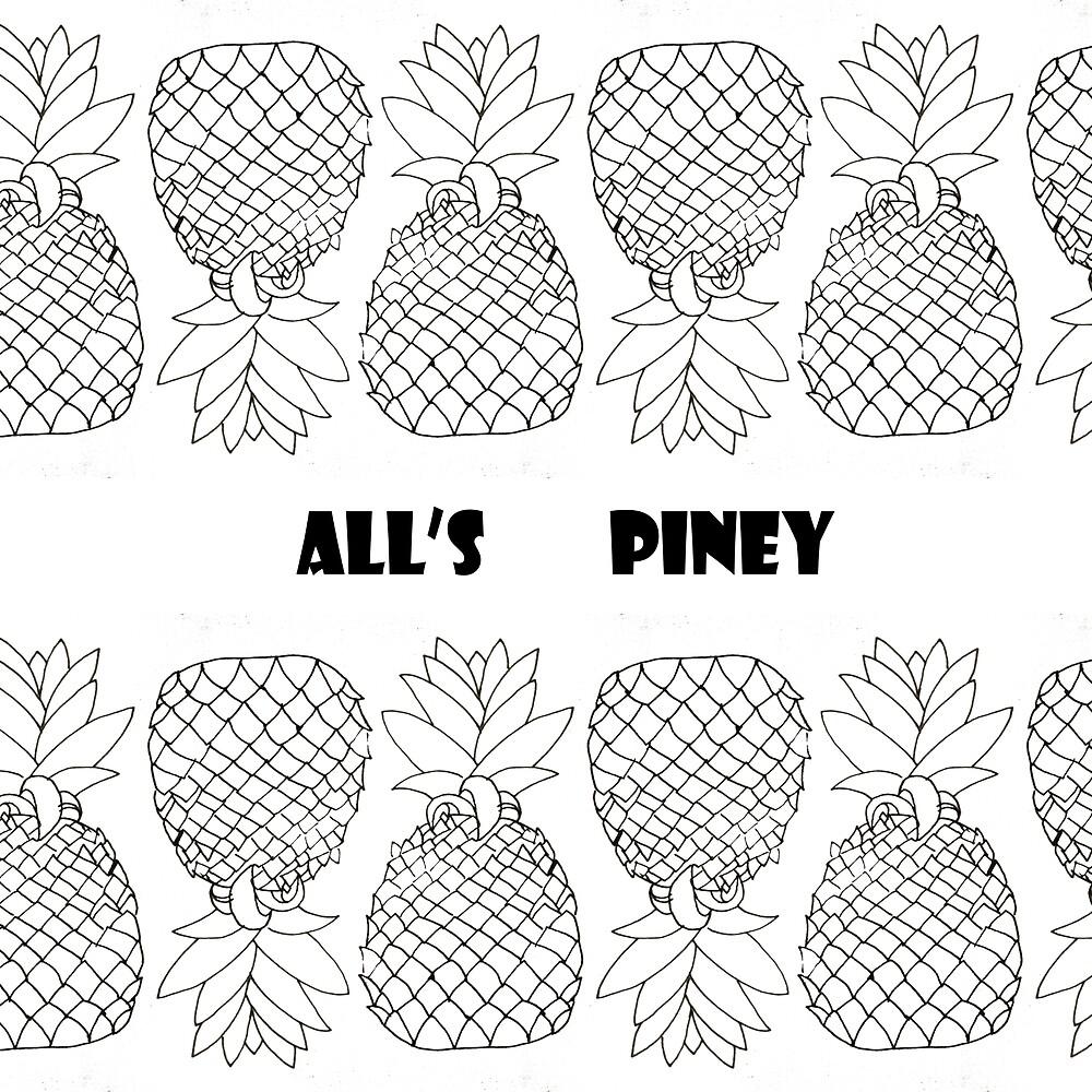 All's Piney by fantasticmrsfox
