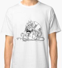 Cyberart Dark Pokemon Pokeball Classic T-Shirt