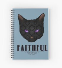 Faithful aka Pounce Spiral Notebook