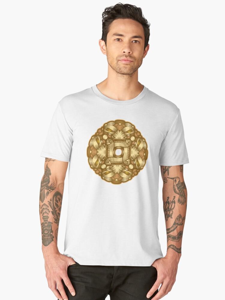 Maya Men's Premium T-Shirt Front
