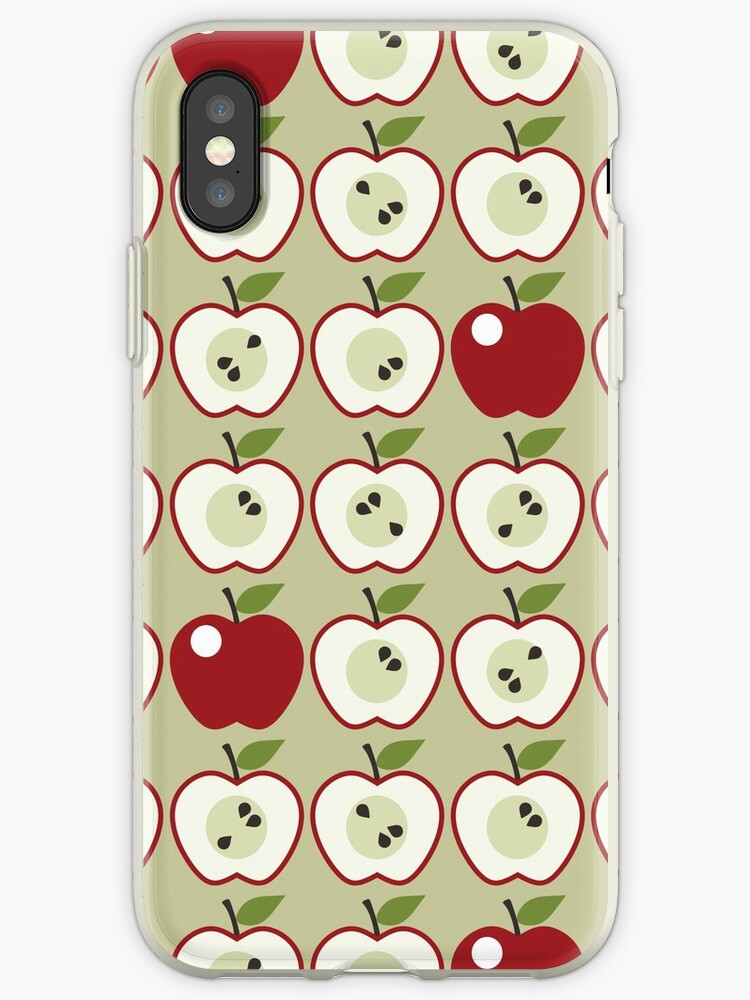 Red Apples by RoxburghDesign