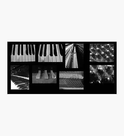 Piano Photographic Print