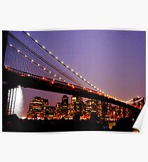 BROOKLYN BRIDGE 2 Poster