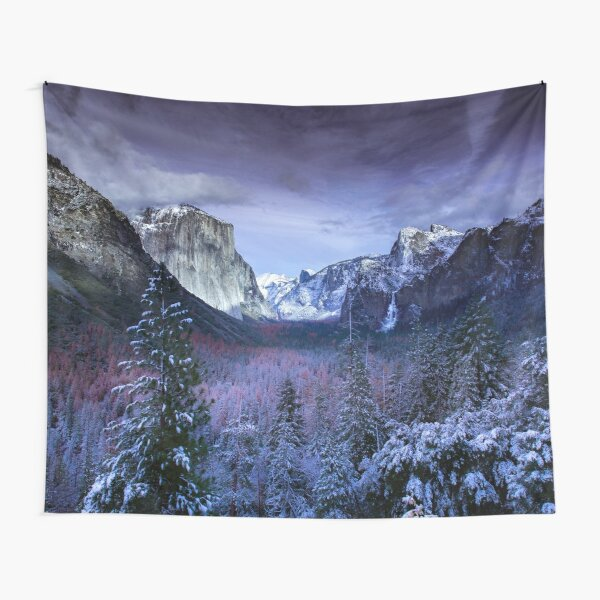 MINDS IN NATURE MODERN PRINTING 1 Pc #28001507 Tapestry