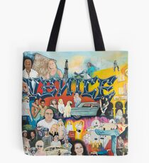 West of Lincoln by Ruth Chase Tote Bag