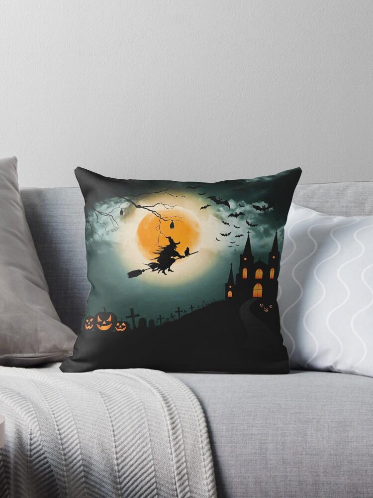 Halloween landscape by ValentinaHramov