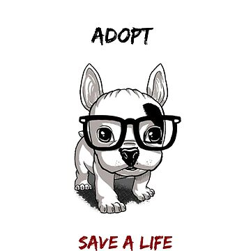 T Shirt - Adopt an Animal - By G.B Fashion Care by gubolta