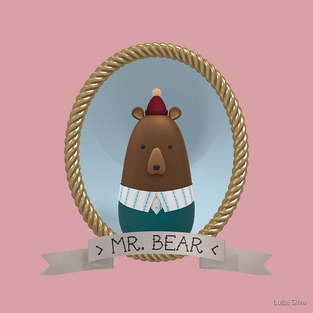 Mr. Bear by LazyDaisy