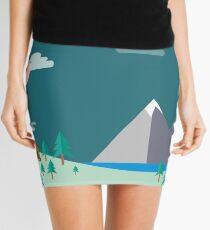 Somewhere Mini Skirt