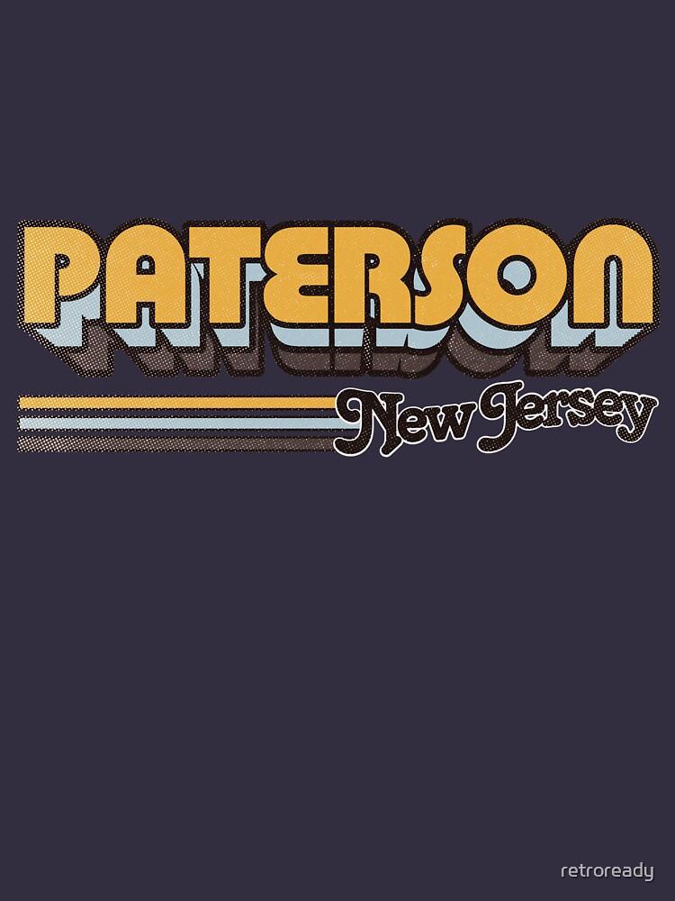 Paterson, NJ | City Stripes by retroready