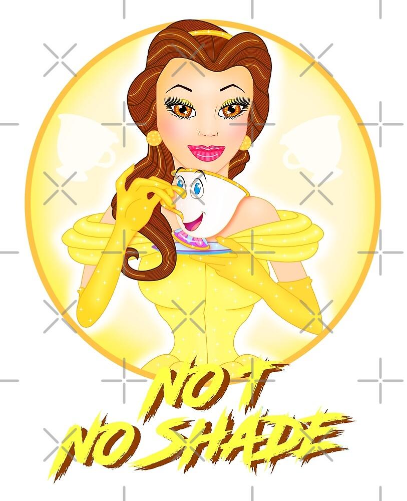 NO T NO SHADE by leonripstir87
