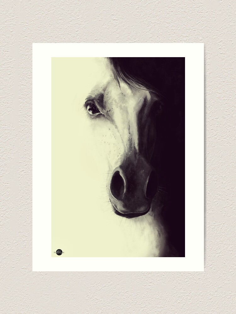 Alternate view of Come to me, my dream.. Art Print
