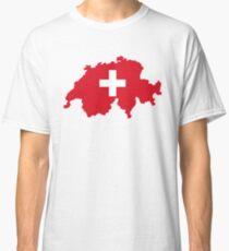 Switzerland Classic T-Shirt