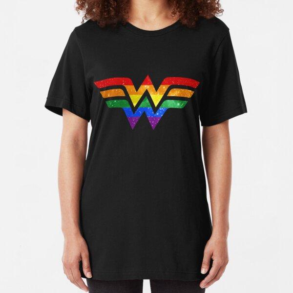 Wonder Pride - Gay Slim Fit T-Shirt