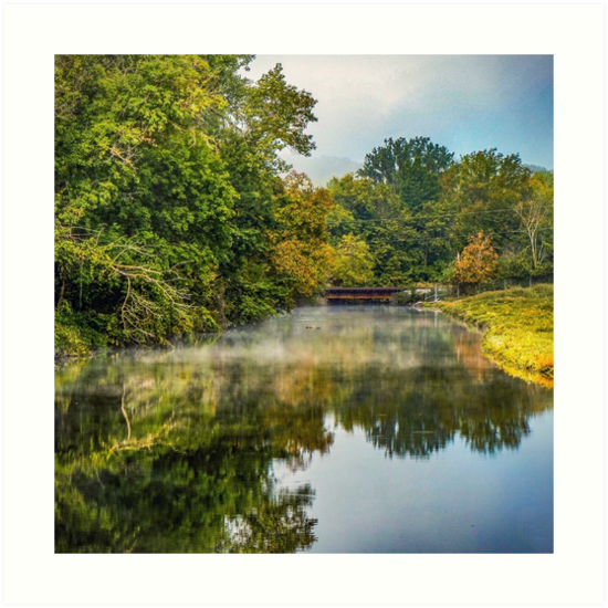 A gentle September morning by Kendall McKernon