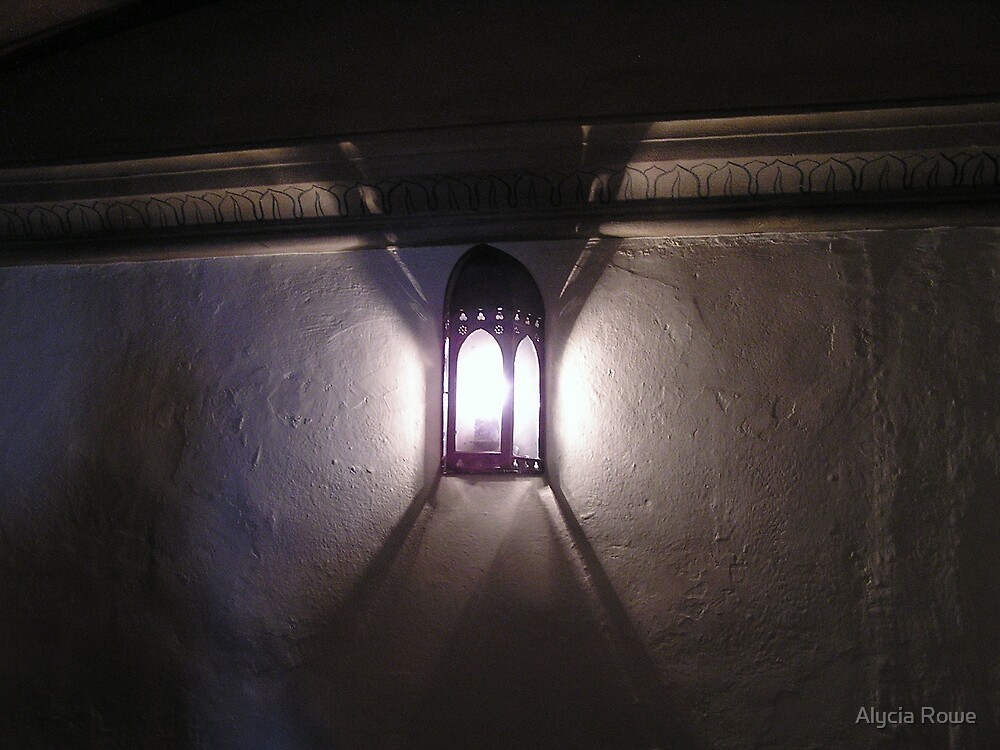 Spooky Light by Alycia Rowe