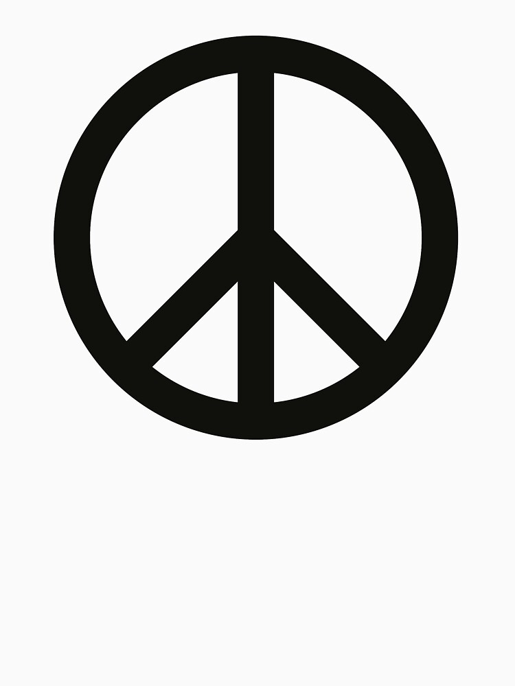 Peace sign by Teepack