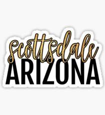 Scottsdale Sticker