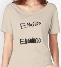 Emosido Engañado Women's Relaxed Fit T-Shirt