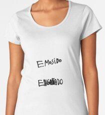 Emosido Engañado Women's Premium T-Shirt