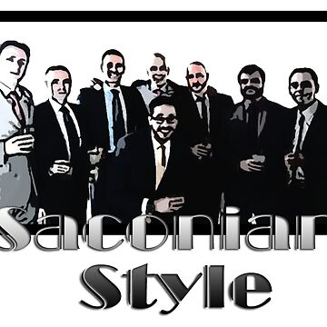 saconian style by prbell