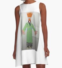Beaker A-Line Dress