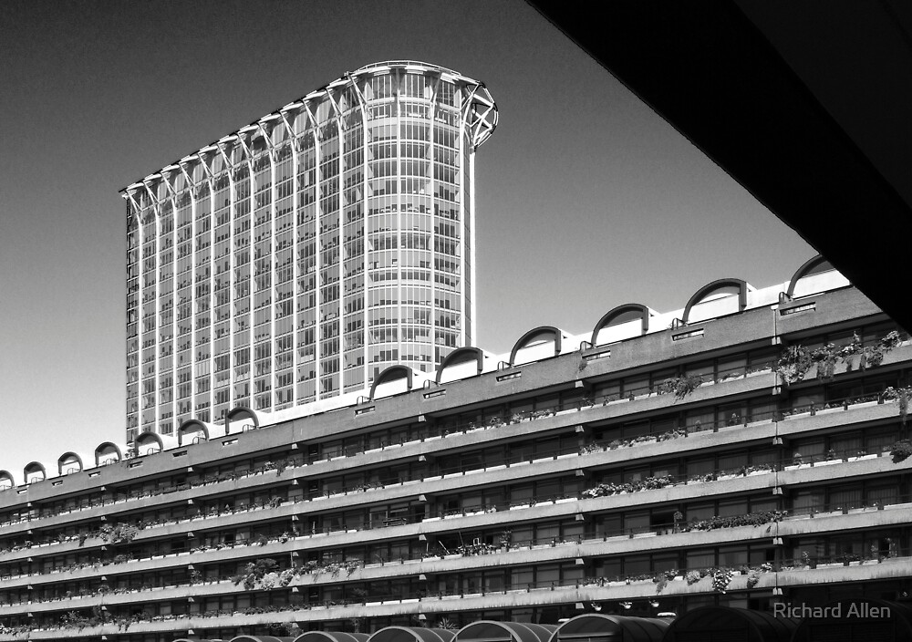 The London Barbican by Lea Valley Photographic