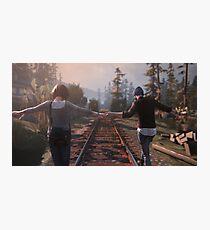 Life Is Strange - Chloe & Max Photographic Print