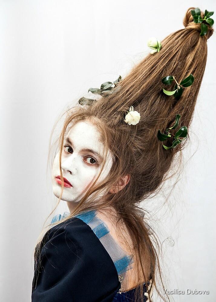 Modern Photography Portraits Artwork  by Vasilisa Dubova