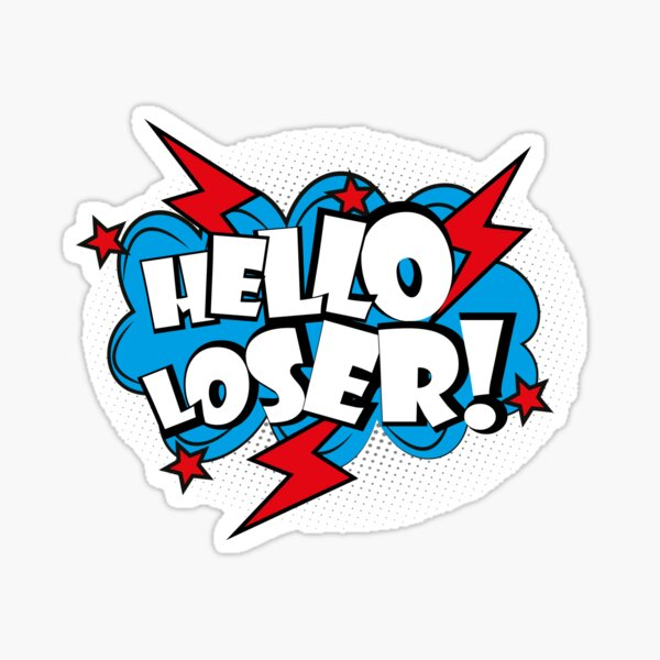 Image result for hello loser sign